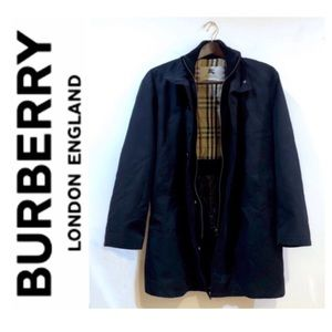 Burberry Winter Weight Vintage Car Coat